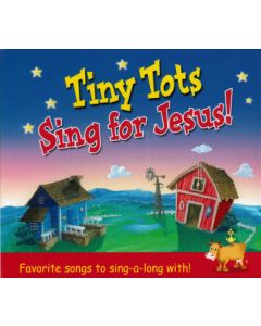 Tiny Tots Sing for Jesus