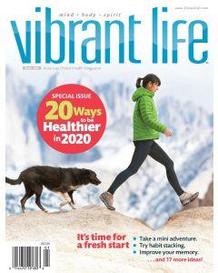 Vibrant Life Annual Subscription