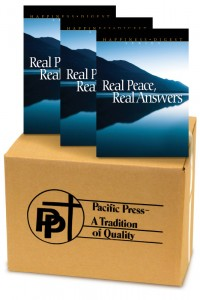 Real Peace, Real Answers book cover