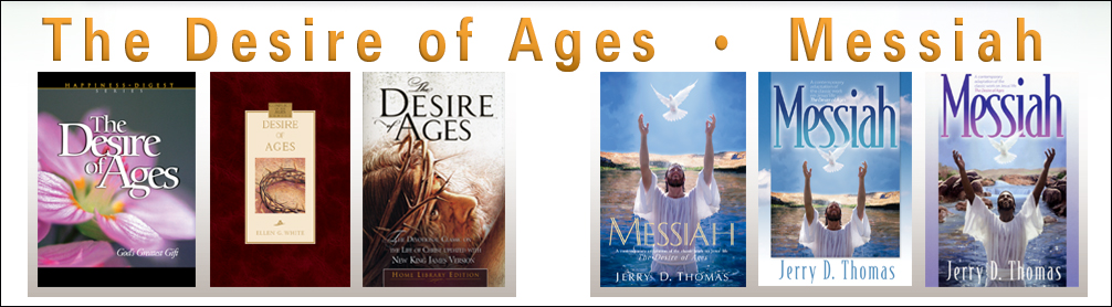 Desire of Ages & Messiah