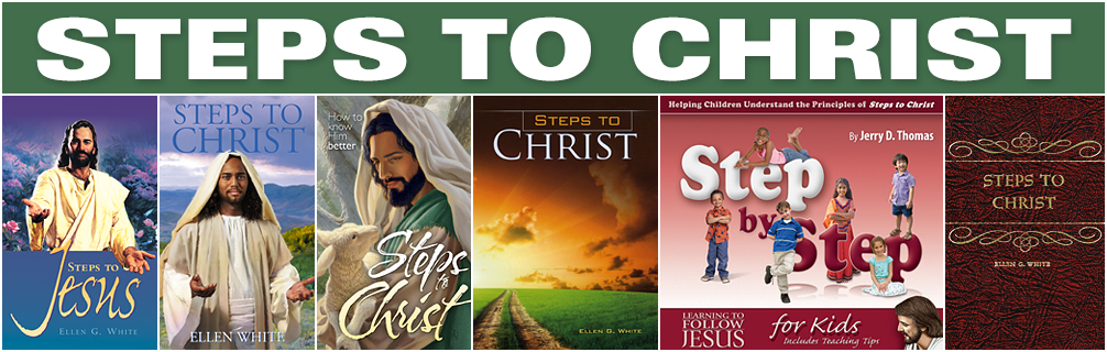Steps to Christ by Ellen White